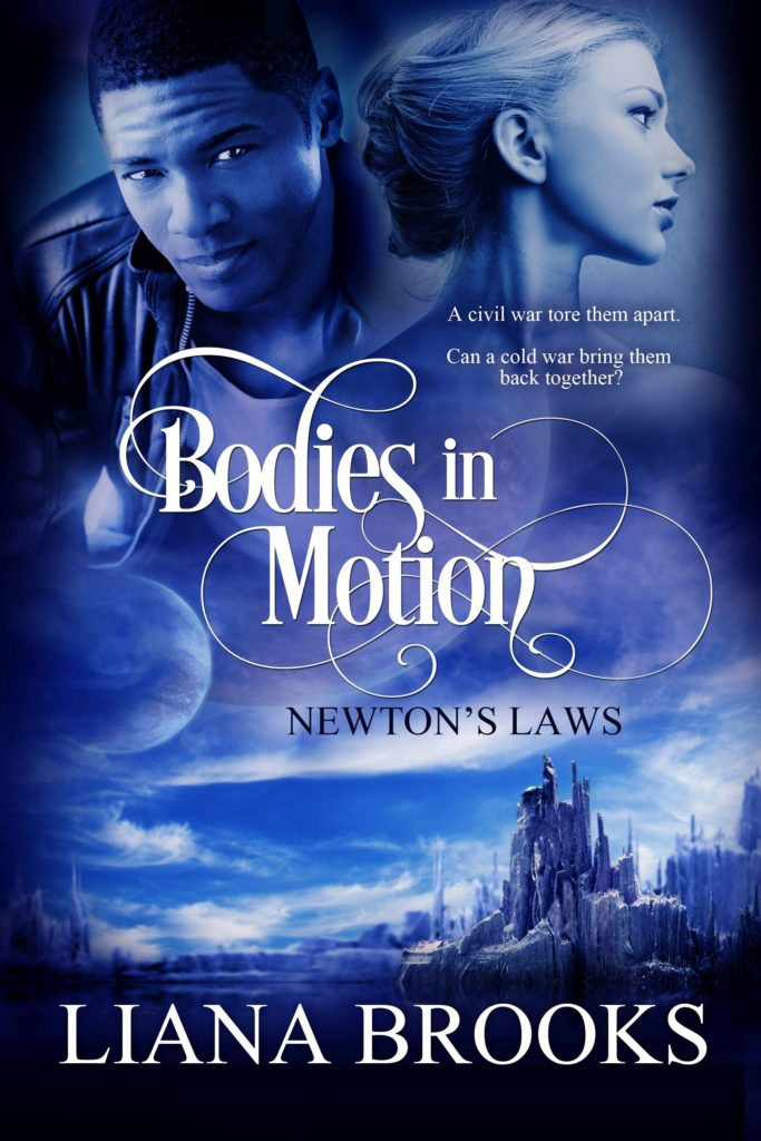 Interview: Liana Brooks – Author of Bodies in Motion